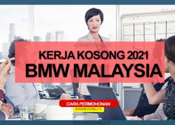 Kerja Kosong BMW Malaysia