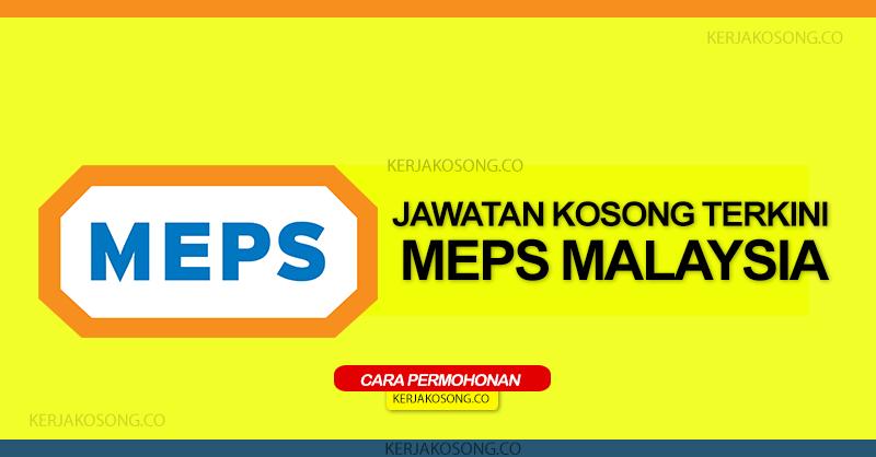Kerja Kosong MEPS