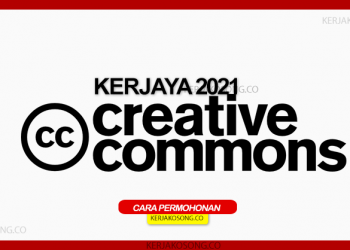 Kerjaya Creative Commons Malaysia 2021