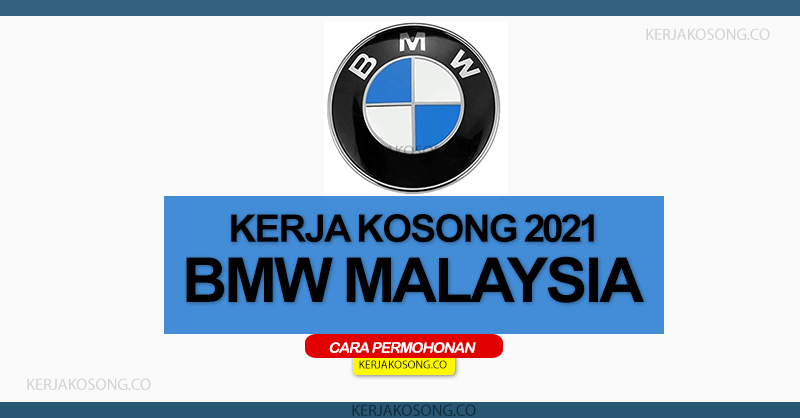 Kerjaya di BMW Malaysia