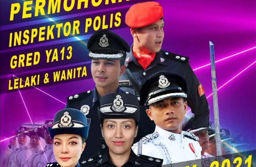 maklumat lanjut jawatan polis