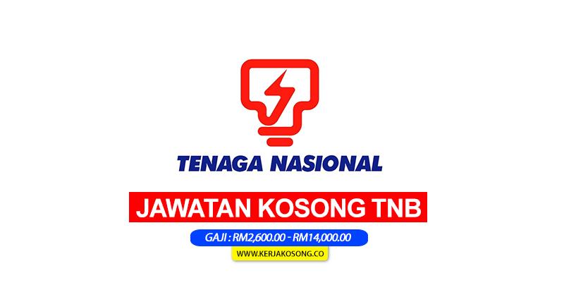 Jawatan Kosong TNB kk 2021