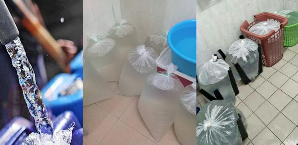 Gangguan Bekalan Air 68 Jam Di Selangor Dan KL April Ini, Simpan Air Secukupnya! -