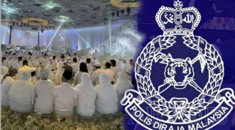 Majlis Kahwin Neelofa Tidak Patuh SOP, Polis Buka Kertas Siasatan Selepas Ramai Tidak Puas Hati.