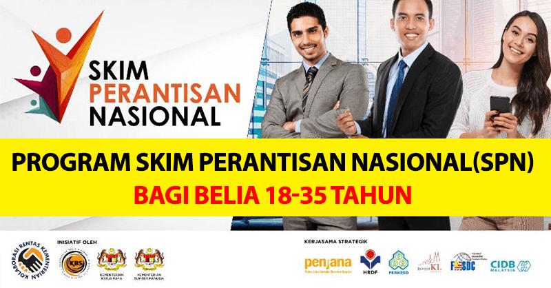 Cara Mohon Program Skim Perantisan Nasional (SPN) Bagi Belia 18-35 Tahun