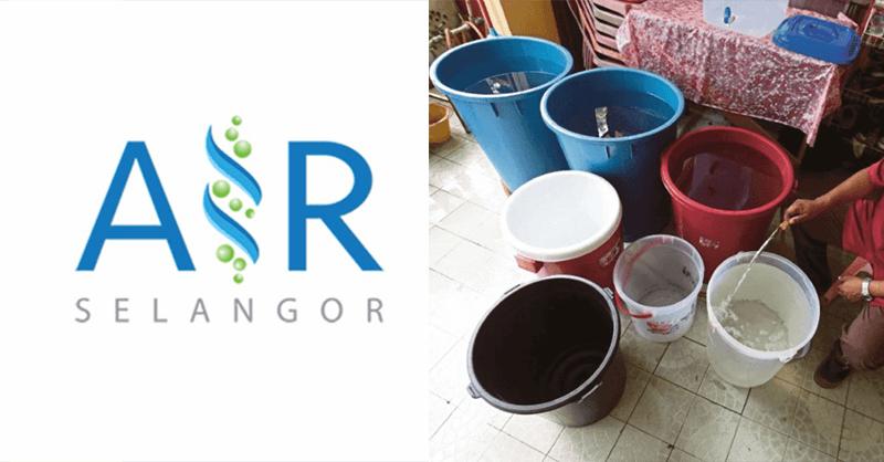 Esok Gangguan Bekalan Air Berjadual, Ini Senarai 58 Kawasan Terjejas Di Selangor Dan KL