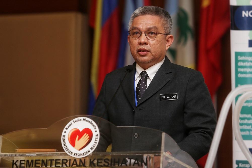 KKM cadang rentas negeri ditangguhkan - Dr Adham Baba