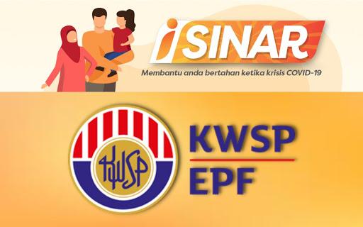 Penjelasan Dari KWSP Tarikh Bayaran i-Sinar Bulan April Dan Cara Semakan Status Masuk Bank