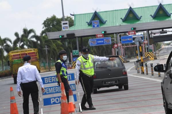 PKP 7 Daerah Di Kelantan Dilaksanakan