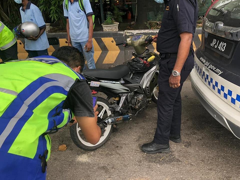 Denda Ekzos Bising: Pemilik Motor Boleh Dikenakan RM2,000 Maksimum