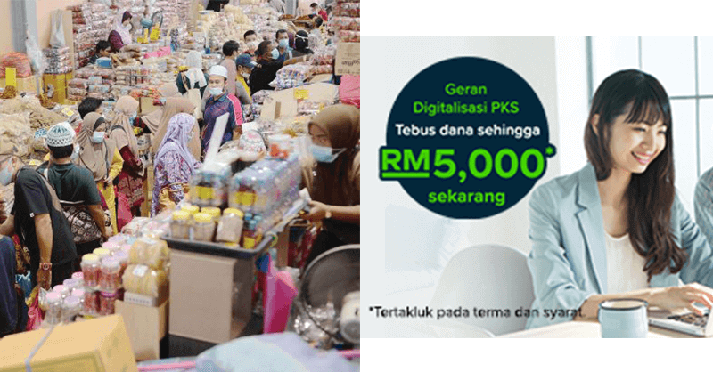 Geran RM5000 PKS, Mohon Sekarang Bagi Meluaskan Peluang Perniagaan Online 2021