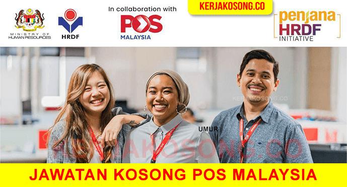 Kerjaya Pos Malaysia - The Next Gen terkini