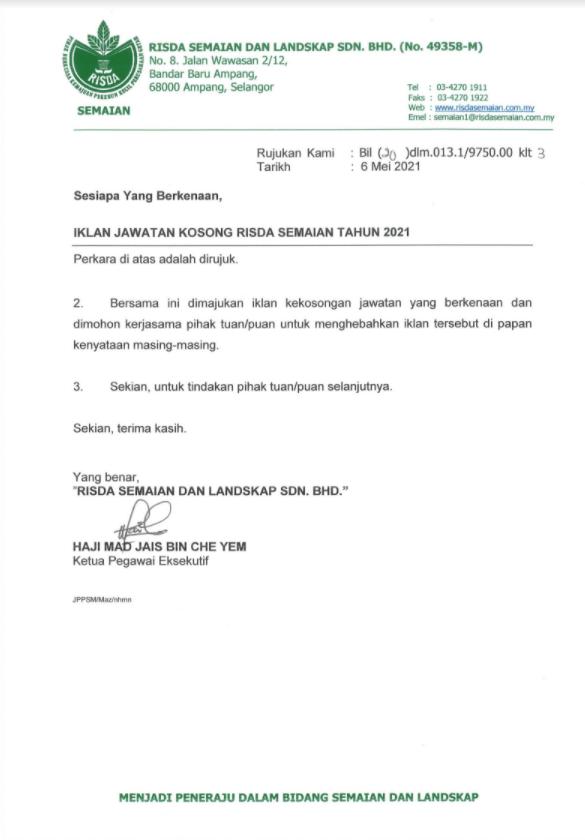 jawatan risda terkini 2021 1 (1)