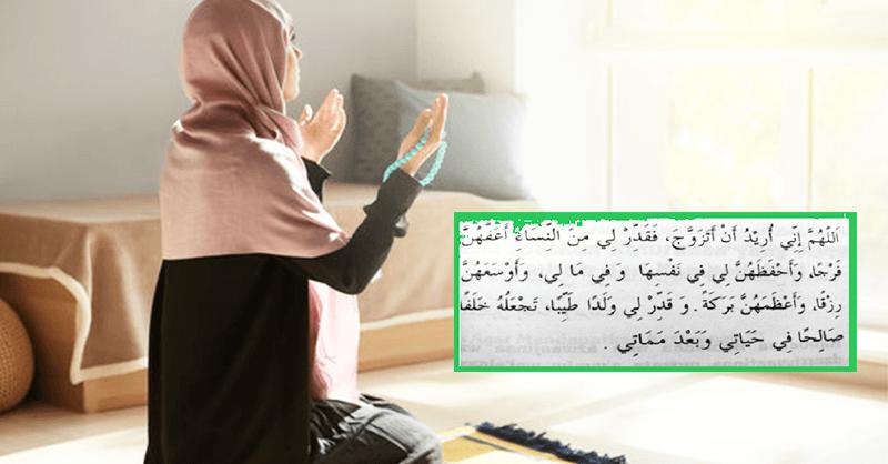 Doa Dapatkan Jodoh Yang Baik, Khas Untuk Yang Bujang