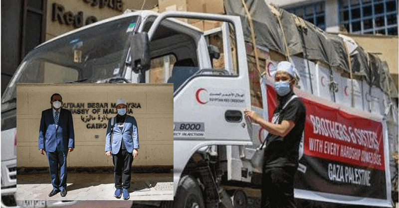 Misi Kemanusiaan Ebit Lew Berjalan Dengan Lancar - Hishammuddin
