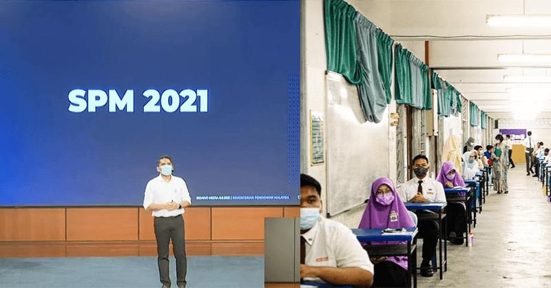 PdPR Terus 25 Hari, SPM 2021 Pula Ditunda Ke Tahun Hadapan