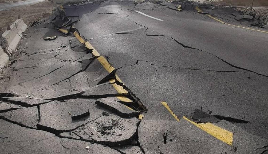 Israel kini dilanda gempa bumi