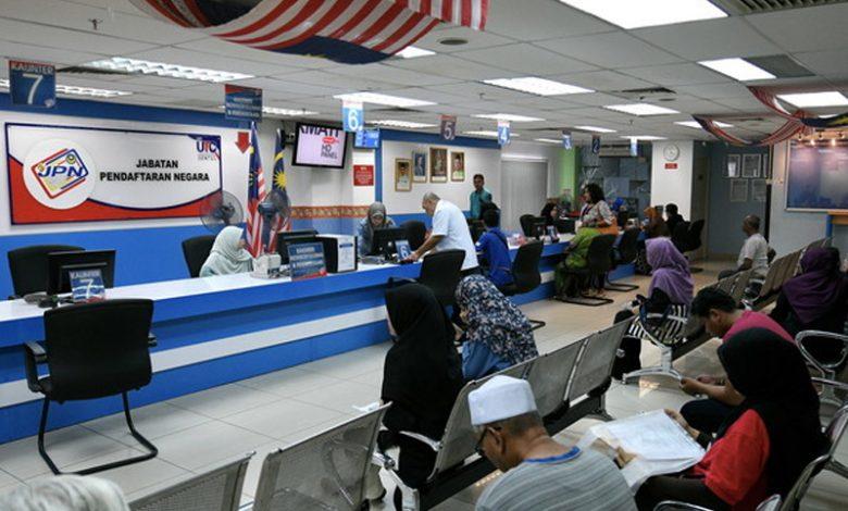 Kaunter perkhidmatan kerajaan akan dibuka bermula 1 Julai