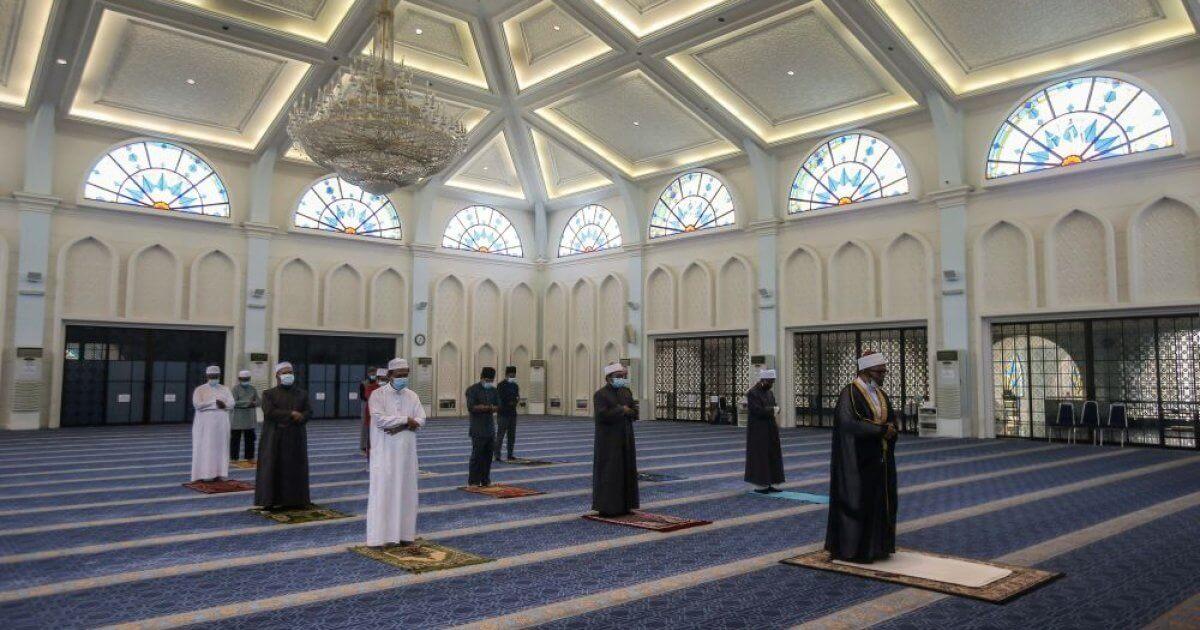 Boleh dipenjara sehingga 3 tahun jika langgar SOP masjid, surau