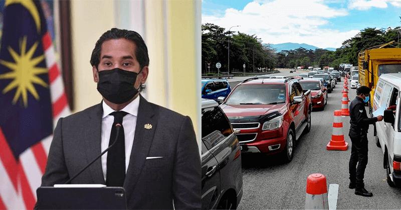 Kepercayaan Rakyat Terhakis Kerana Menteri Langgar SOP – KJ