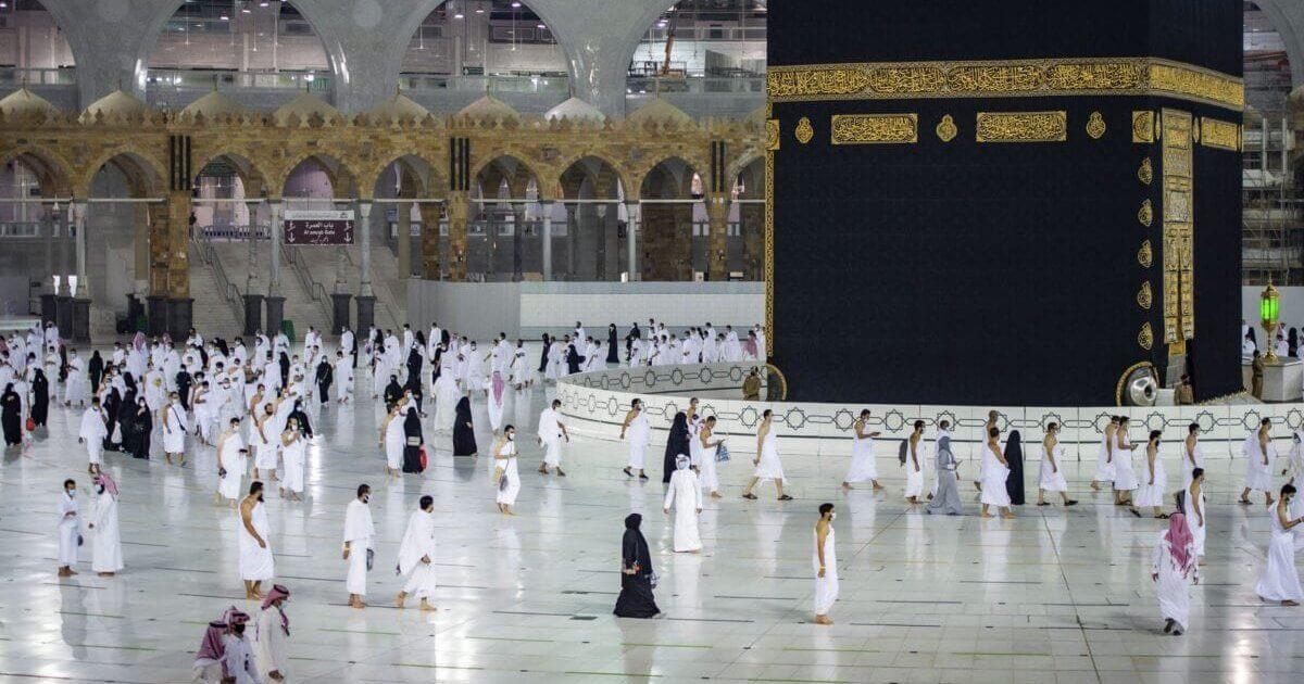60,000 jemaah haji tiba di Mekah mulai esok