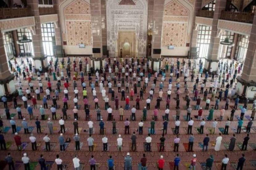 Wilayah Persekutuan benarkan solat Jumaat, fardu di semua masjid, Jumaat ini